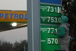 Nuevos precios de las bencinas, suben y bajan
